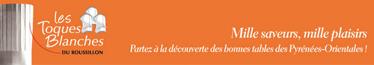 Banniere Toques Blanches du Roussillon