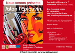 Salon Epicuvin 2010