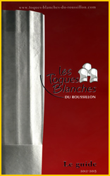 Guide Toques Blanches Roussillon 2012